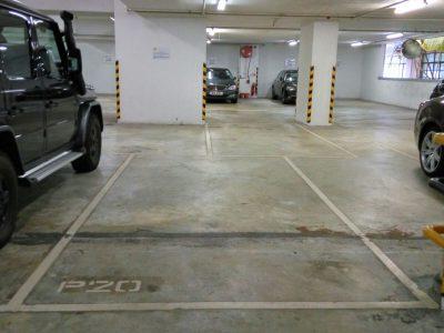 picture of P20 Carpark