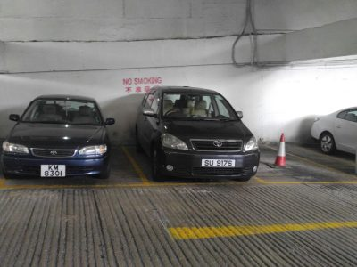 CAR PARK 108&109