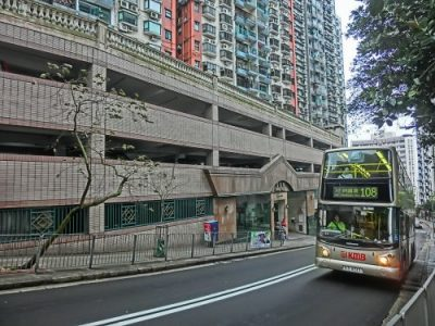 HK_北角半山_North_Point_Mid-Levels_雲景道_56_Cloud_View_Road_富豪閣_Beverley_Heights_indoor_carpark_Apr-2014_KMBus_108-500x375