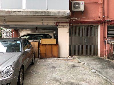 yuet wah street parking space
