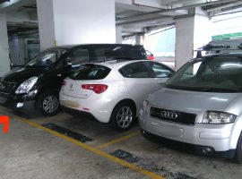 興盛 carpark