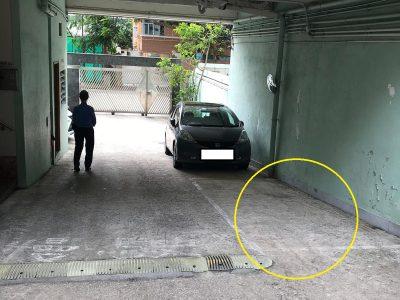 Manon parking