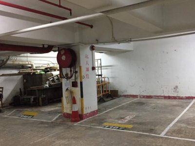 car park B2 1167