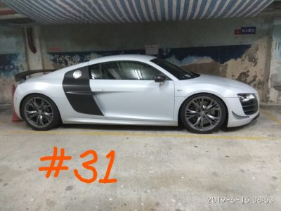 車位 31 A