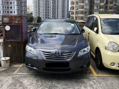 PV R31_Black car